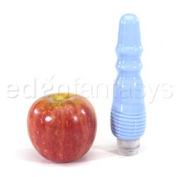 Traditional vibrator - Blu toys blue duchess - view #2