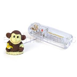 Clitoral vibrator - Mini mini monkey - view #1