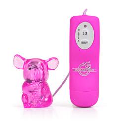 Mini mini koala - clitoral vibrator