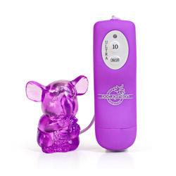 Clitoral vibrator - Mini mini koala - view #1