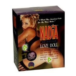 Nadia doll - Female love doll