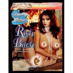 Dream girls: rich bitch doll - Muñecas de amor femeninas
