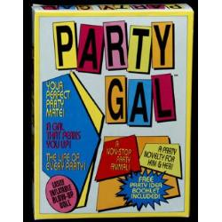 "Party gal ""no"" hole doll - DVD"