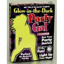 Party gal doll - glow - DVD