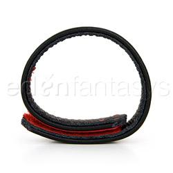 Cock ring - Velcro closure cock strap - view #3