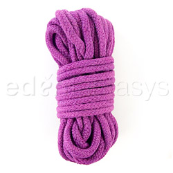 cuerda - Japanese bondage rope - view #3