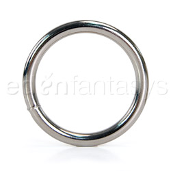 Multipurpose ring  - Plated chrome ring - view #3