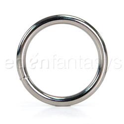 Anillo de múltiples usos - Plated chrome ring - view #3