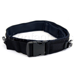 Tie - ups adjustable waist belt