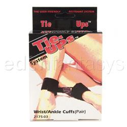 Wrist cuffs - Tie-ups cuffs pair - view #2