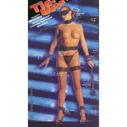 Tie - ups mask - DVD
