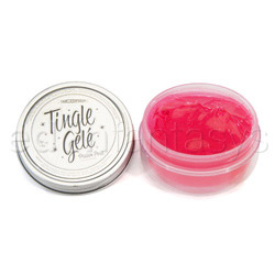 Tingle gele - lubricant