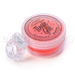 My Secret Valentine tingle gele - sensual kit