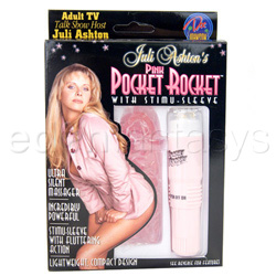 Vibrator kit  - Juli Ashton's pocket rocket - view #5