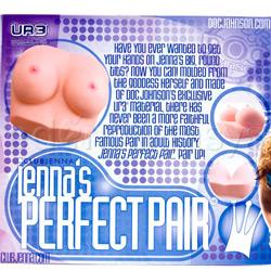 Masturbator - Jenna's perfect pair - view #4
