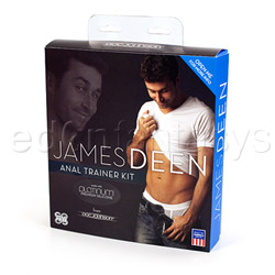 Anal kit  - James Deen anal trainer kit - view #4