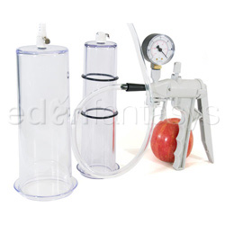 Dr Joel's penis and scrotum pump - Penis pump