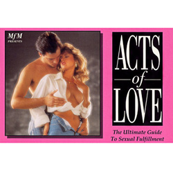 Acts of Love Book - Book