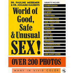World of Good, Safe and Unusual Sex - Book