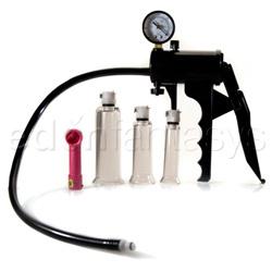 The original clitoris enhancement - Clitoral pump