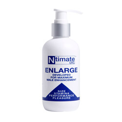 Lubricant - Ntimate OTC male enhancer - view #1