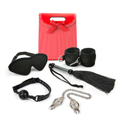 Eden fetish explorer kit - complete bdsm set