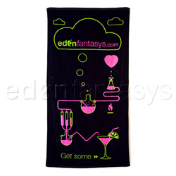 EdenFantasys beach towel - gags