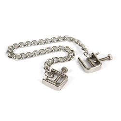 Eden square clamps - screw clamps