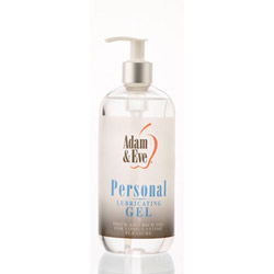 Personal gel (16oz) - DVD