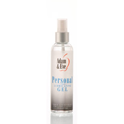 Personal gel (4oz) - DVD