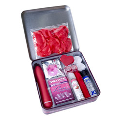Romance collection kit - vibrator kit