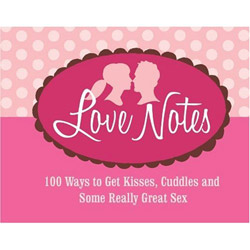 Love notes - adult game