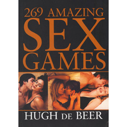 269 Amazing Sex Games - book