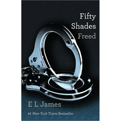 Fifty Shades Freed: Book Three - erotic book