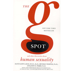 G Spot and Other Discoveries about Human Sexuality - Book