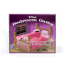 The bedroom game - adult game