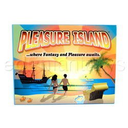 Pleasure island - adult game