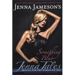 Jenna Tales: Something Blue - book