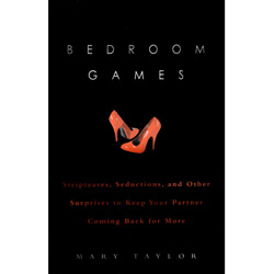 Bedroom Games - Book