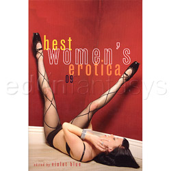 Best Women's Erotica - book