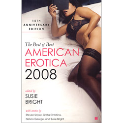 The Best of Best American Erotica 2008 - erotic book