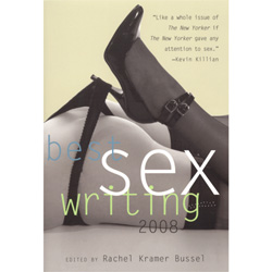 Best Sex Writing 2008 - book