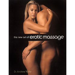 The New Art of Erotic Massage - book
