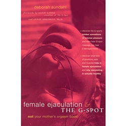Female ejaculation and the G-spot - book