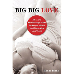 Big, big love - erotic book
