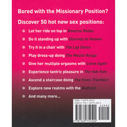 Little bit naughty book of sex positions - erotic book