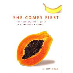 She Comes First - book