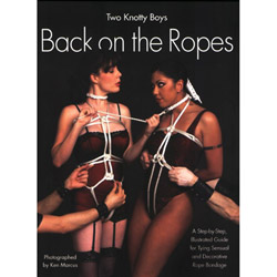 Two Knotty Boys Back on the Ropes - erotic book