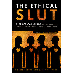 The Ethical Slut - book