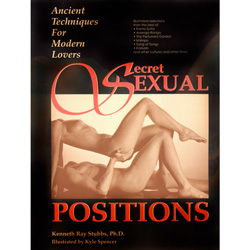 Secret Sexual Positions - erotic book